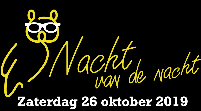 Nacht van de Nacht op 26 oktober