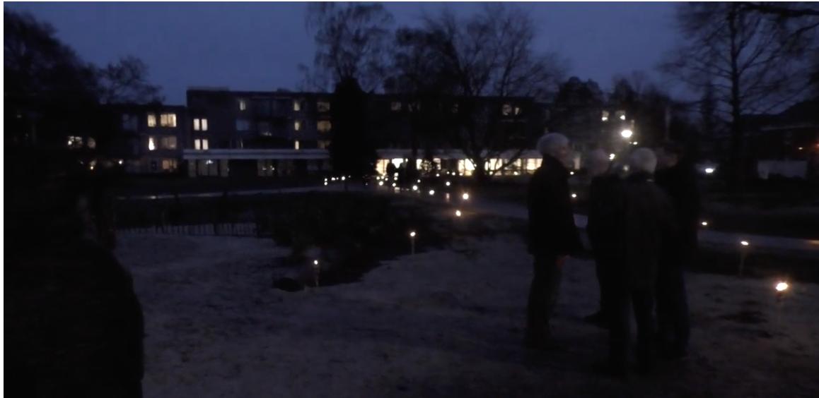 Nieuwjaarsreceptie in Doepark de Hagen