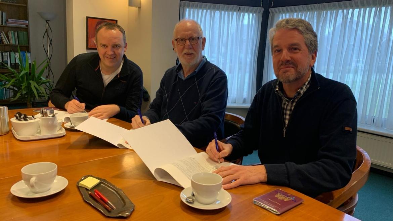 AstronA nu officieel een vereniging