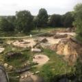 Kelder Natuurhuspaviljoen wordt uitgegraven