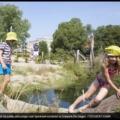 Zandvlakte is nu oase voor jeugd