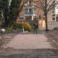 Jeu de boules baan in Doepark de Hagen