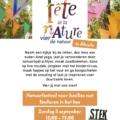 Fête de la Nature met IVN Almelo op 5 september!