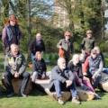 Boomstronken krijgen in Doepark Almelo tweede leven als parkmeubilair